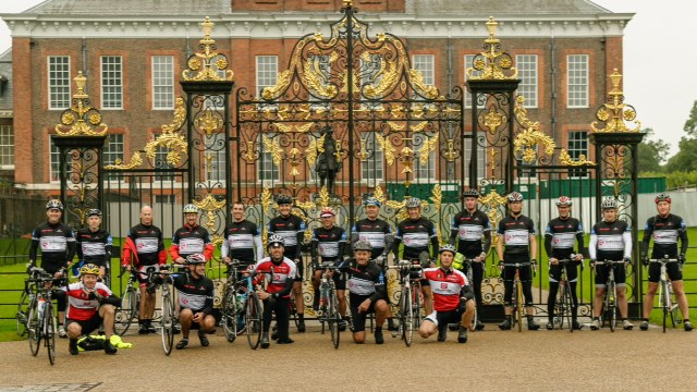 kensington palace finish